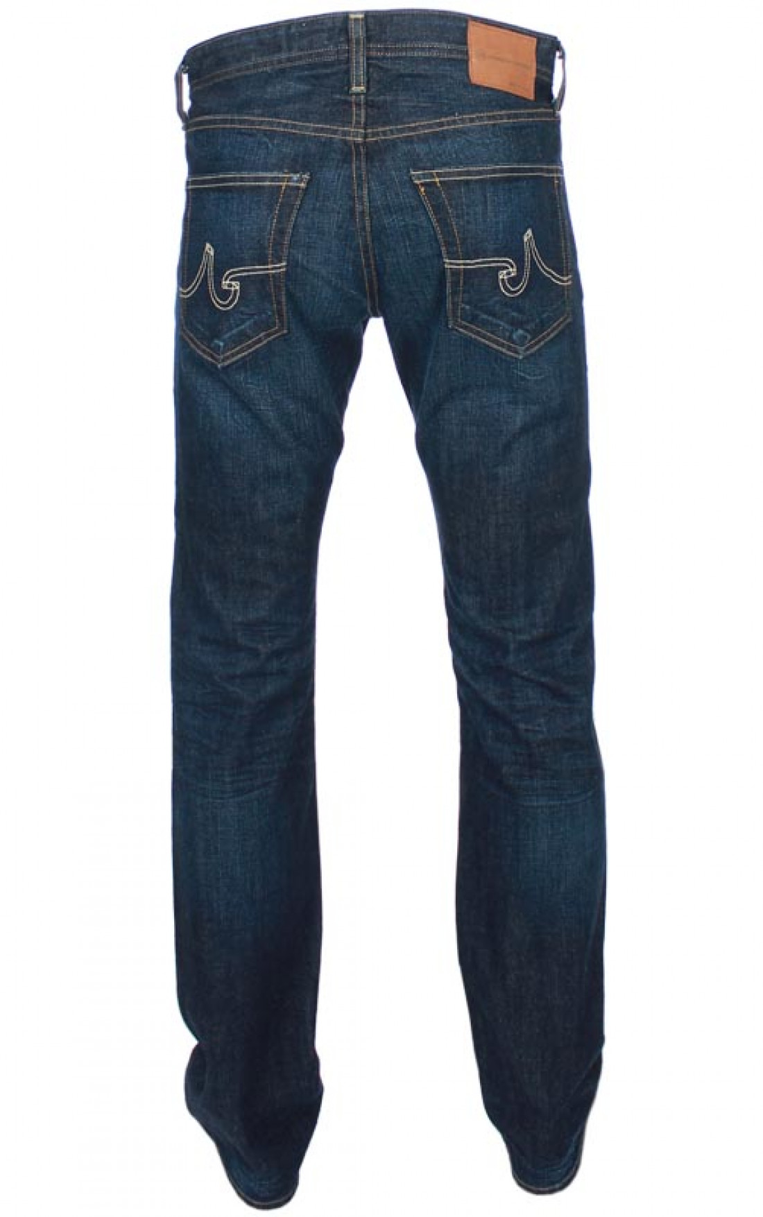 adriano goldschmied mens slim jeans 39 matchbox 39 blue jeans boudi uk. Black Bedroom Furniture Sets. Home Design Ideas