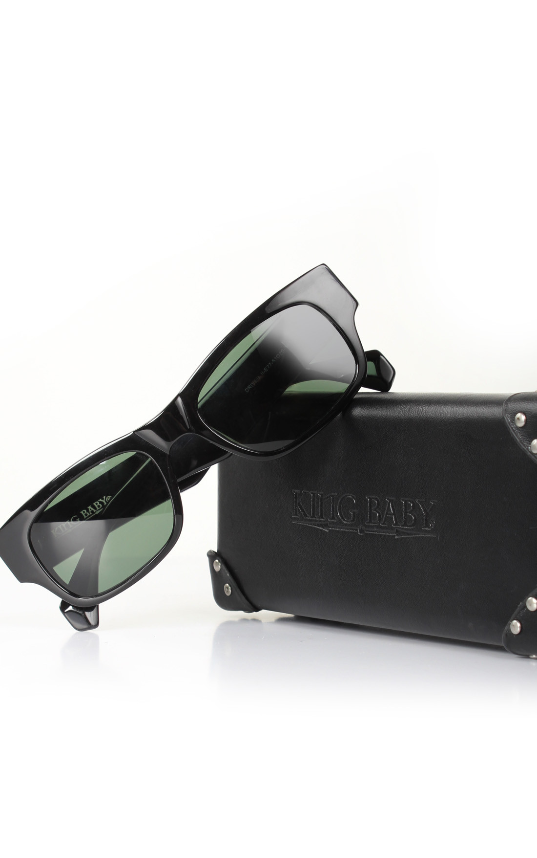 King Baby Sunglasses  king baby mens driver ii sunglasses black king baby sunglasses
