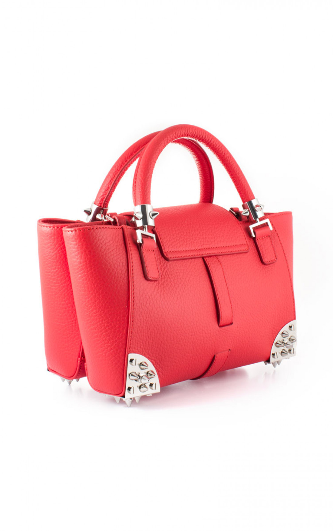 Philipp Plein Handbags | Womens Charlotte Red Handbag | Womens ...