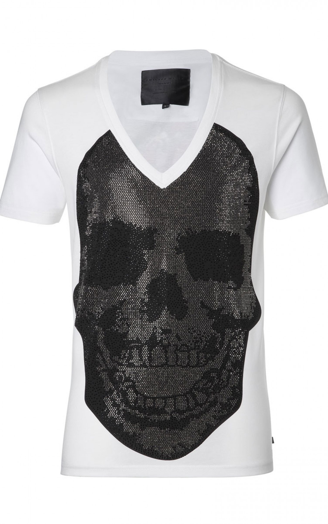 philipp plein t shirts mens essential white t shirt mens t shirts online boudi fashion. Black Bedroom Furniture Sets. Home Design Ideas
