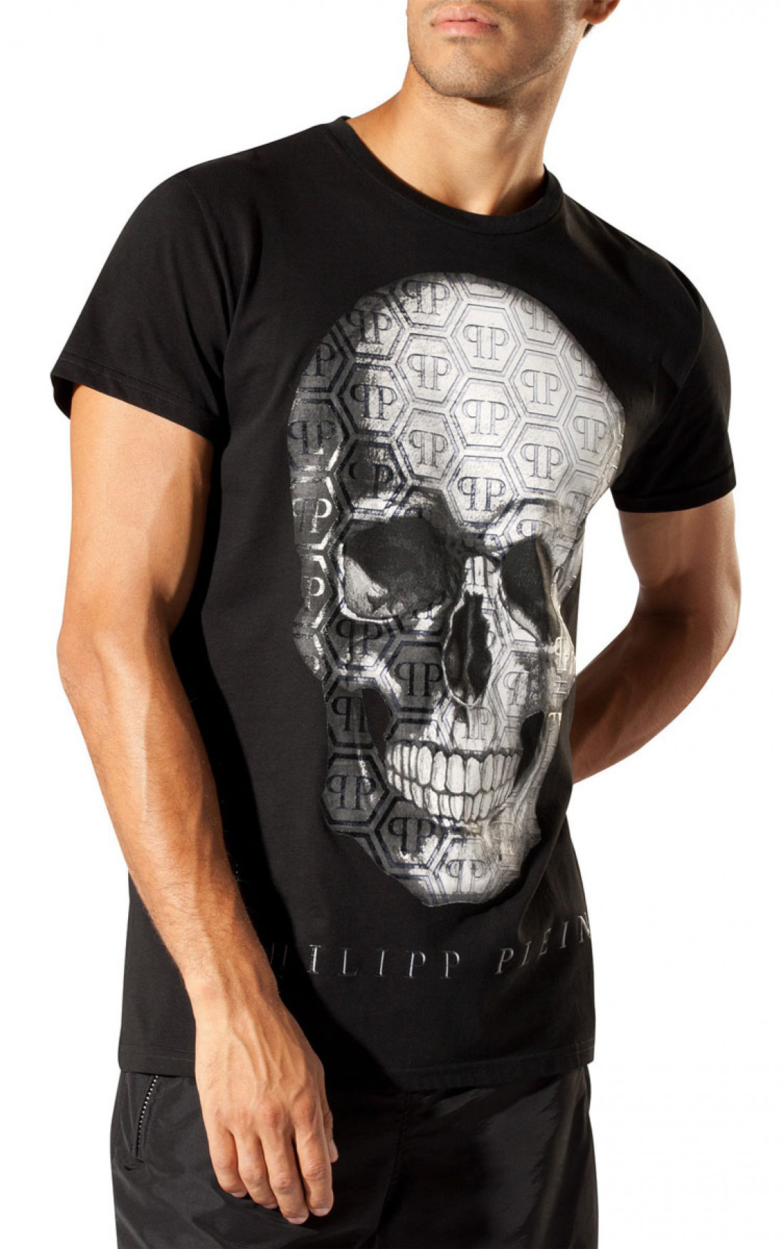 philipp plein t shirts mens black weekend t shirt mens t shirts online boudi fashion. Black Bedroom Furniture Sets. Home Design Ideas