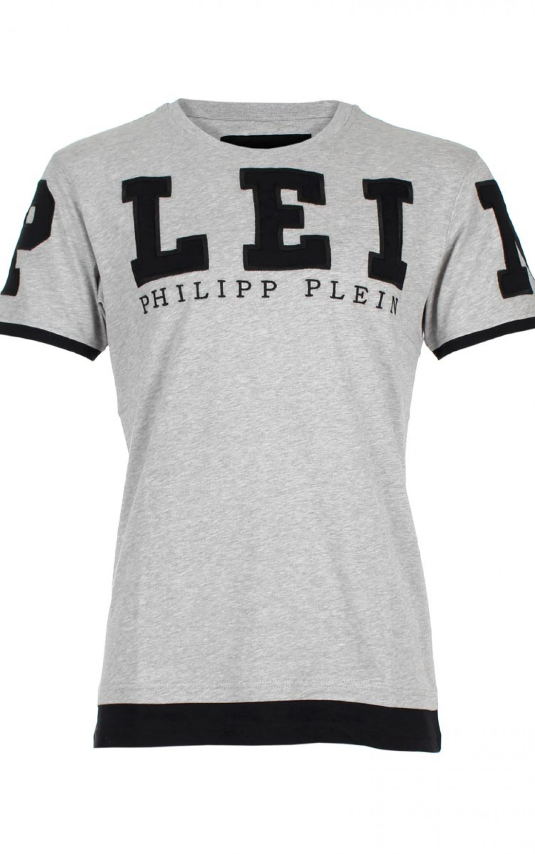 philipp plein 39 plein 39 t shirt grey mens t shirt boudi fashion 98 new bond st london w1s. Black Bedroom Furniture Sets. Home Design Ideas
