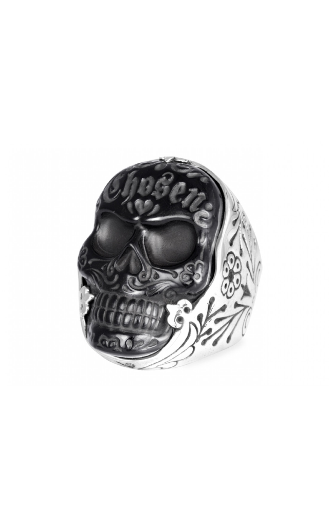 1bf40962a4123 King Baby Skull Ring - Foto Ring and Wallpaper