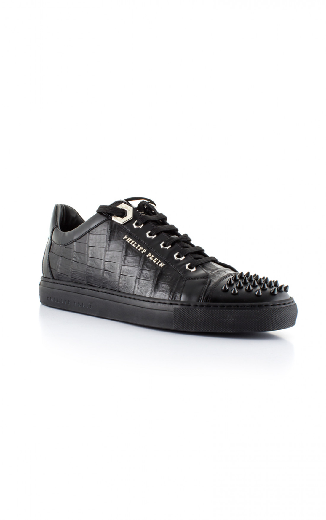 dca0152c131 Philipp Plein Started Sneakers Black