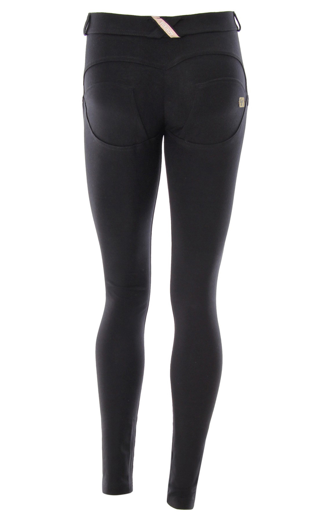 babe1bf8089ba Freddy - Wr.Up® Shaping Effect Mid Waist Skinny Jeggings Black  (WRUP1RC01E_N) ...