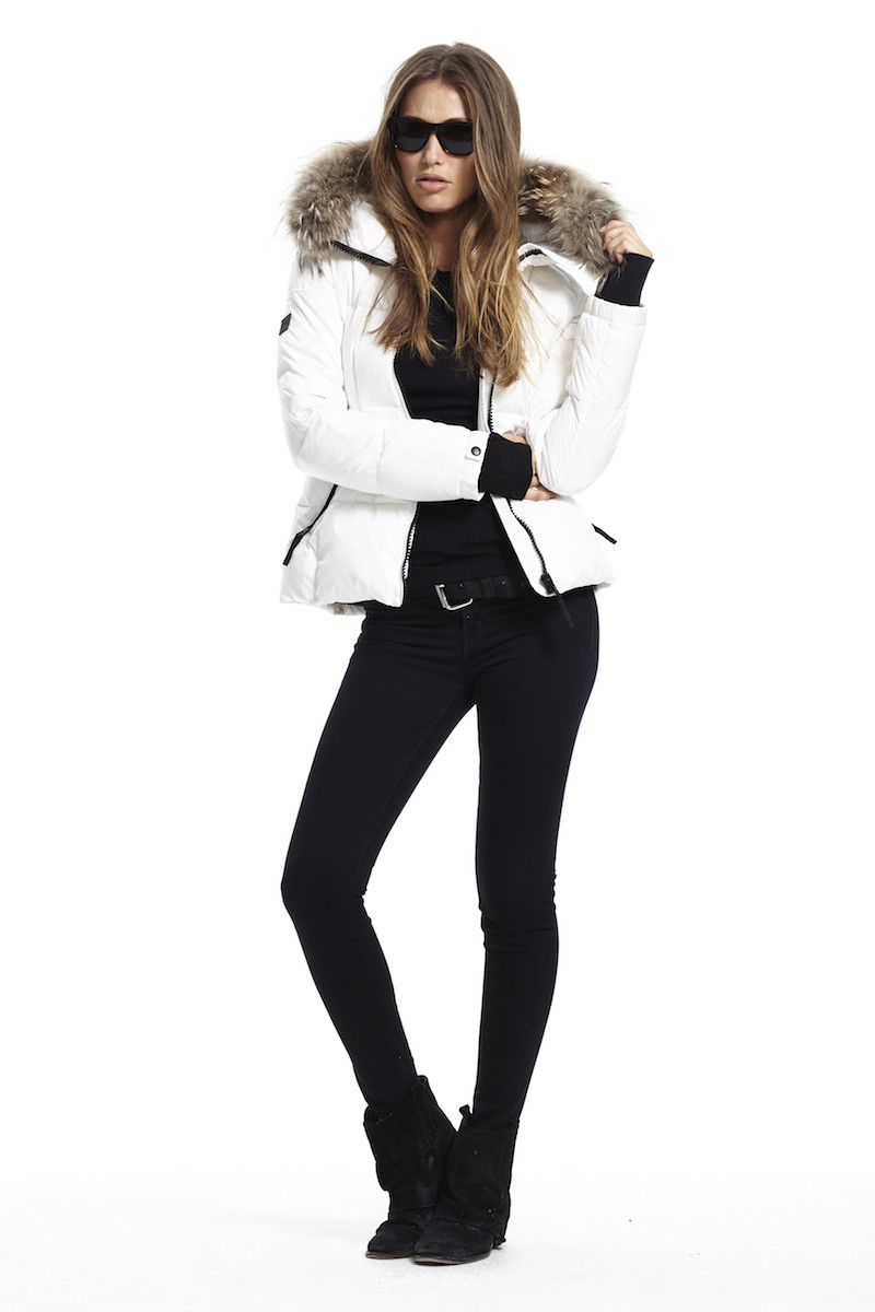 1835d1459990 SAM. -  Blake  Jet Jacket White Model 1 (W4234NR) ...