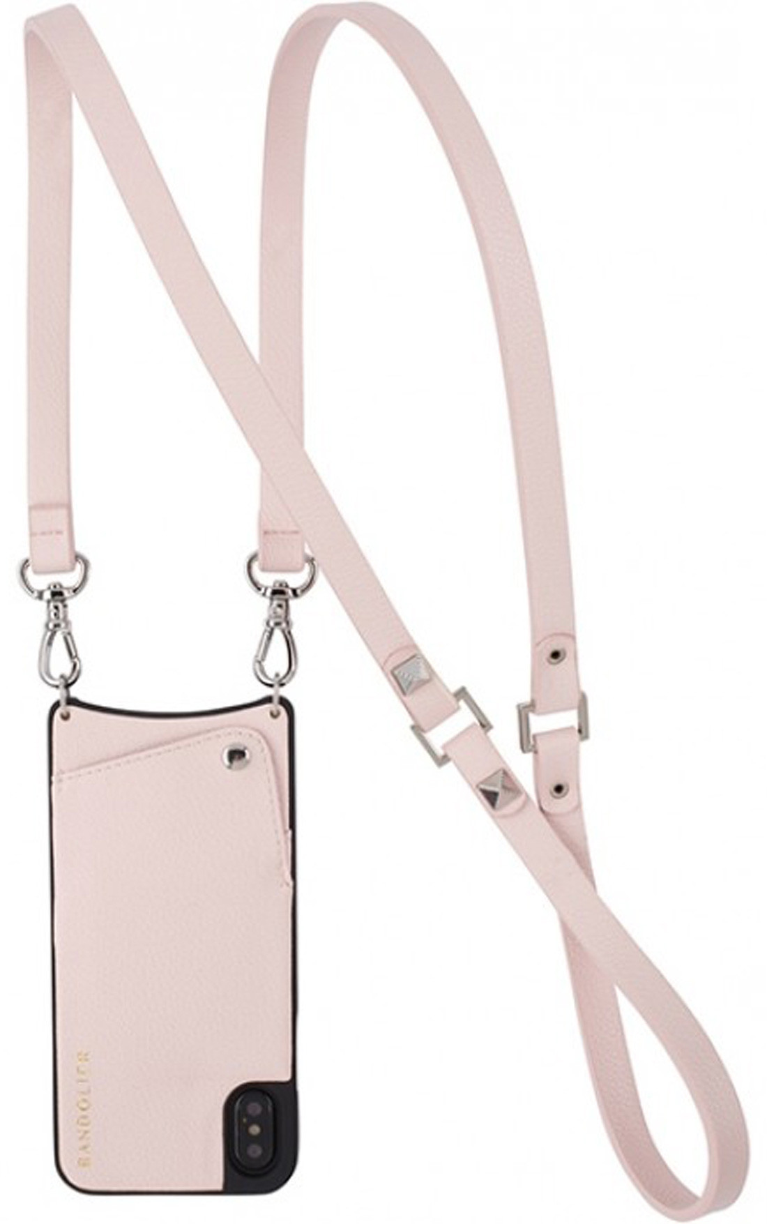 Bandolier - Carly Light Pink iPhone Case (3151)