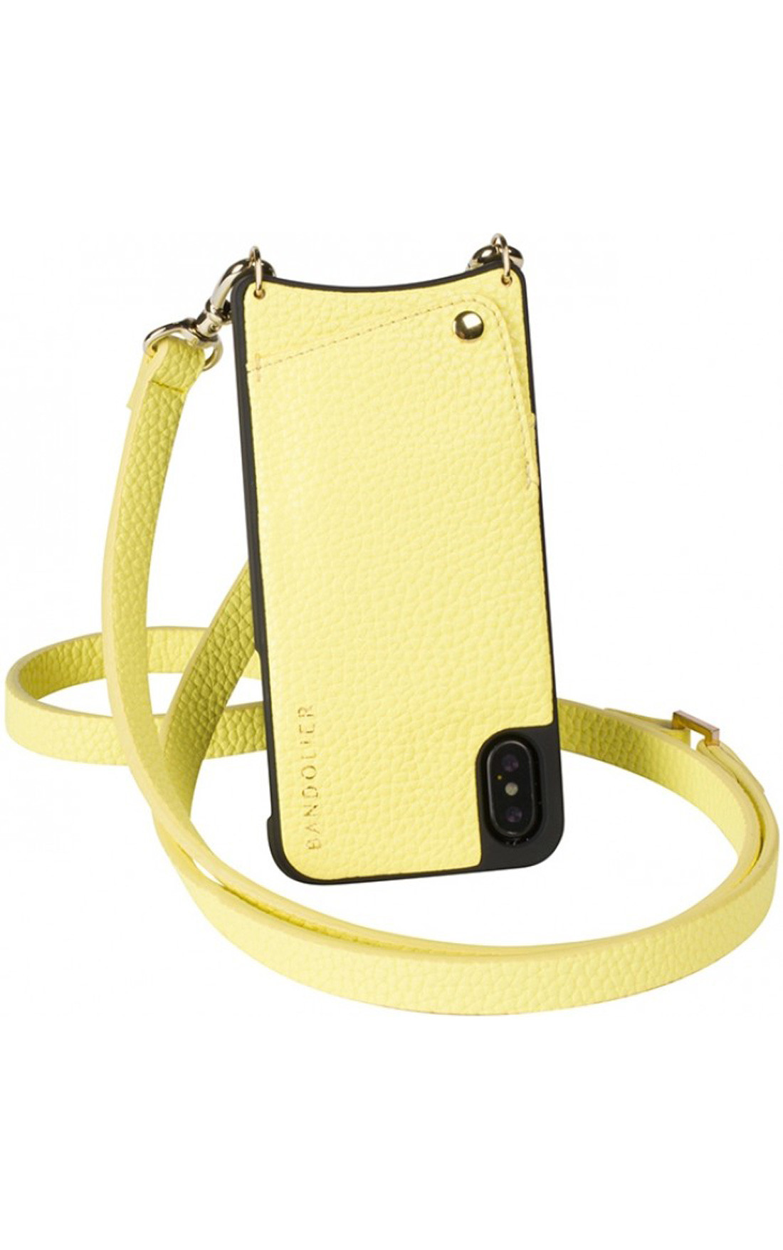 Bandolier - Carly Yellow iPhone Case (3160)