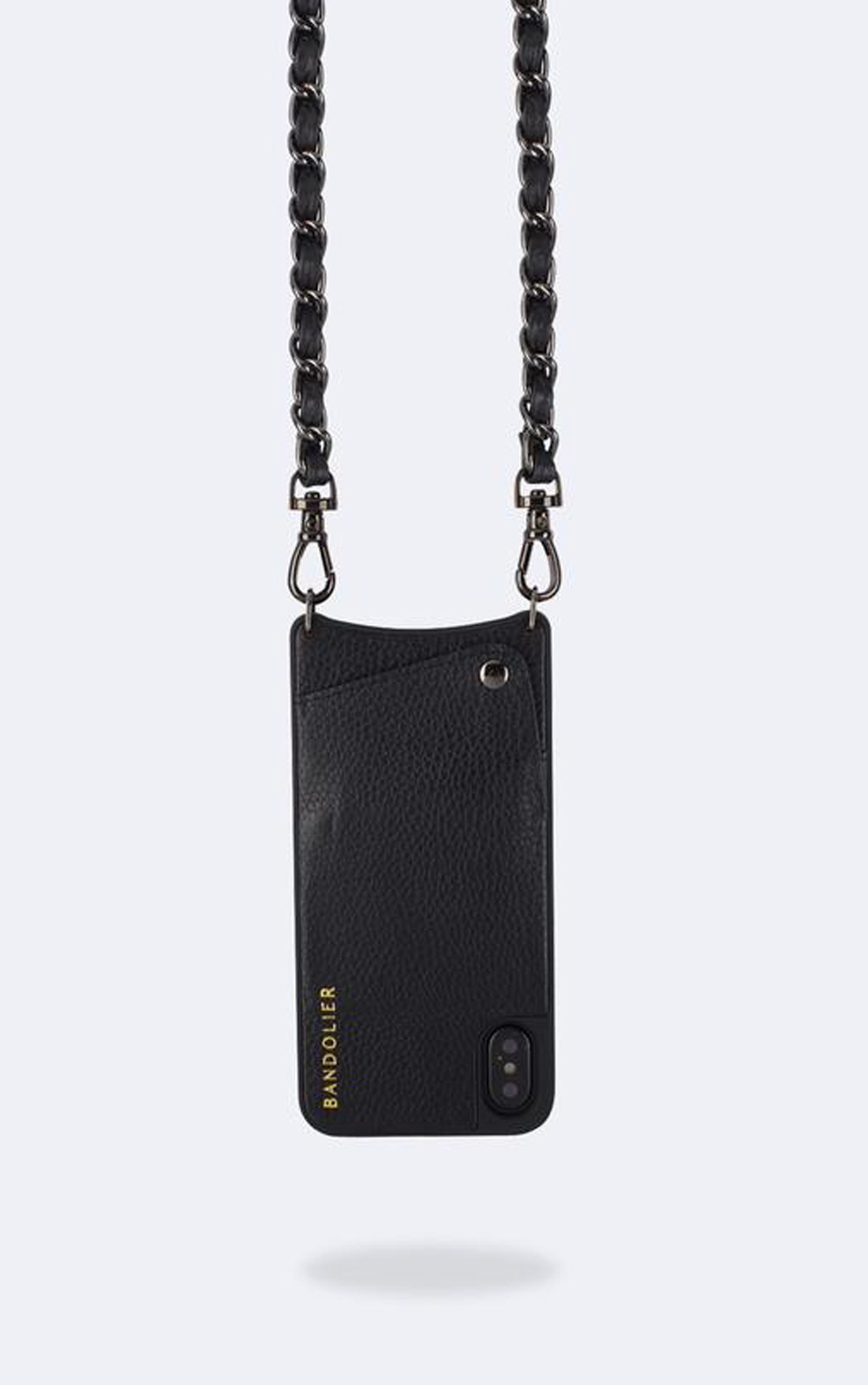 Bandolier - Lucy Black iPhone Case (10LCY1001)
