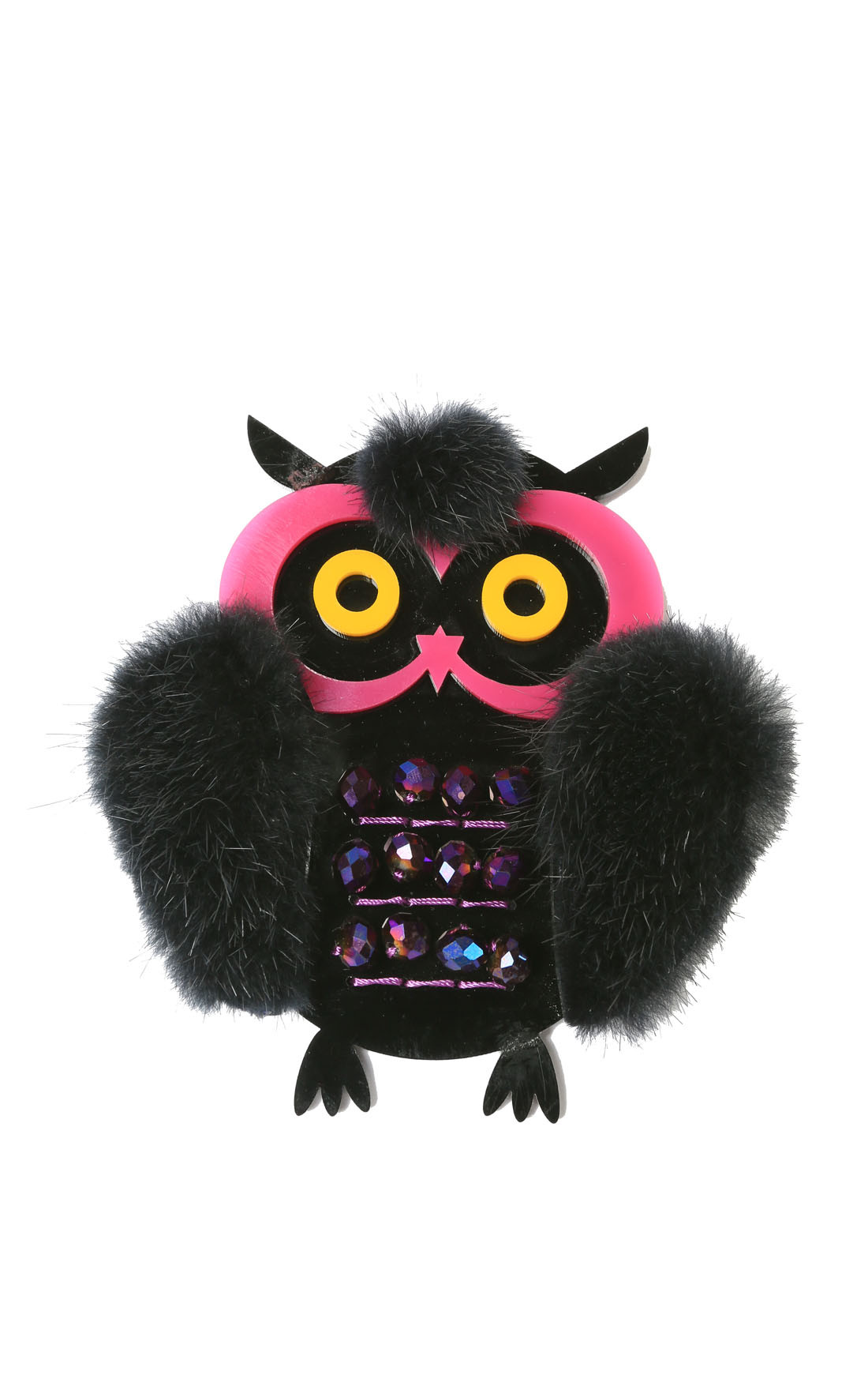 Fashion Drug - Magnetic Owl Brooch (OWL)
