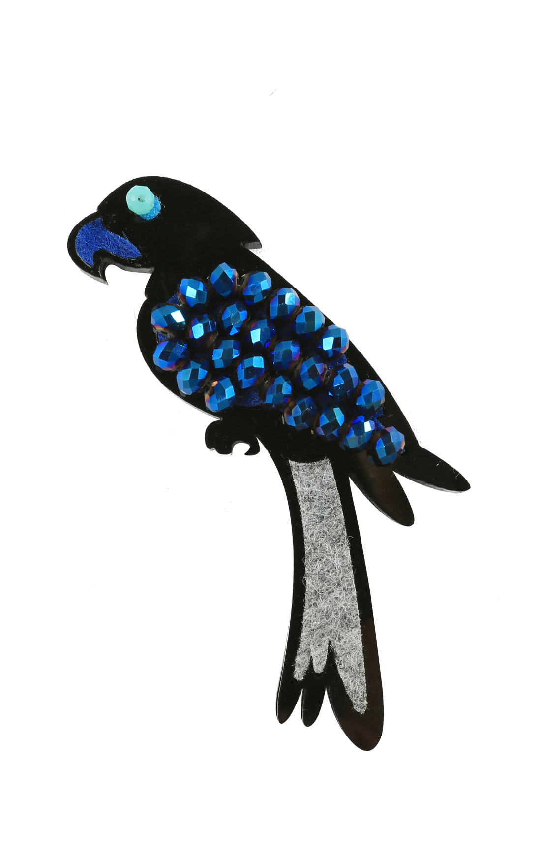 Fashion Drug - Magnetic Parrot Brooch (Parrot)