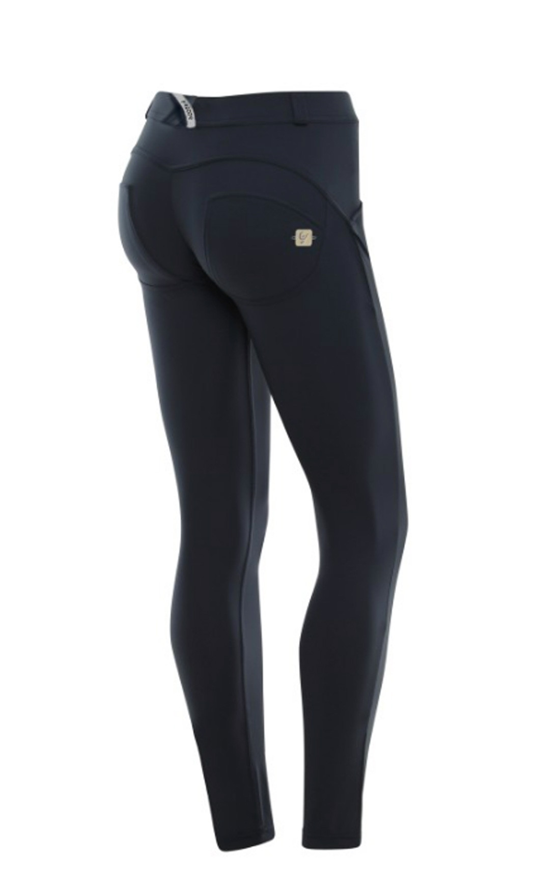 Freddy - Wr.Up® Shaping Effect Navy Mid Waist In D.I.W.O® Pro Beauty Effect (WRUP1RN03E_B94)