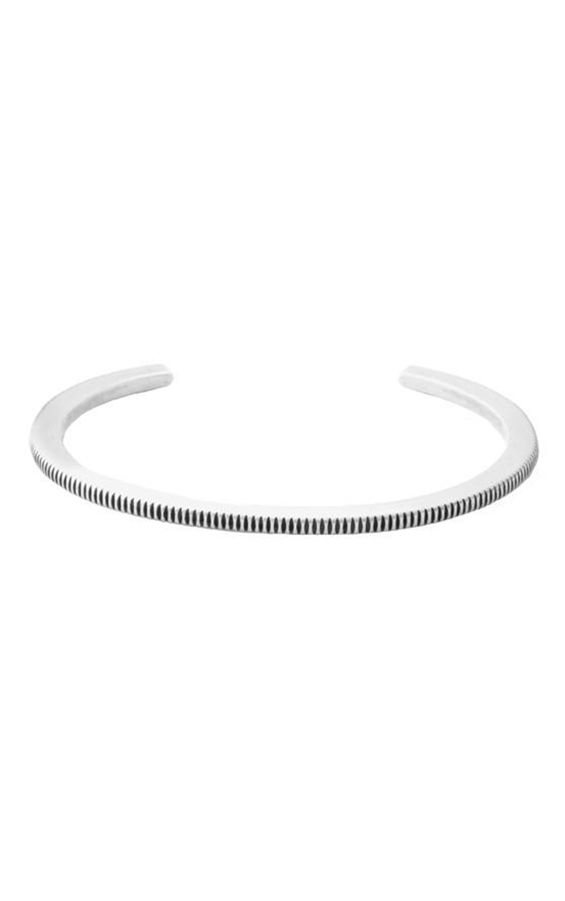 King Baby - Thin Coin Edge Cuff (K40-5825)