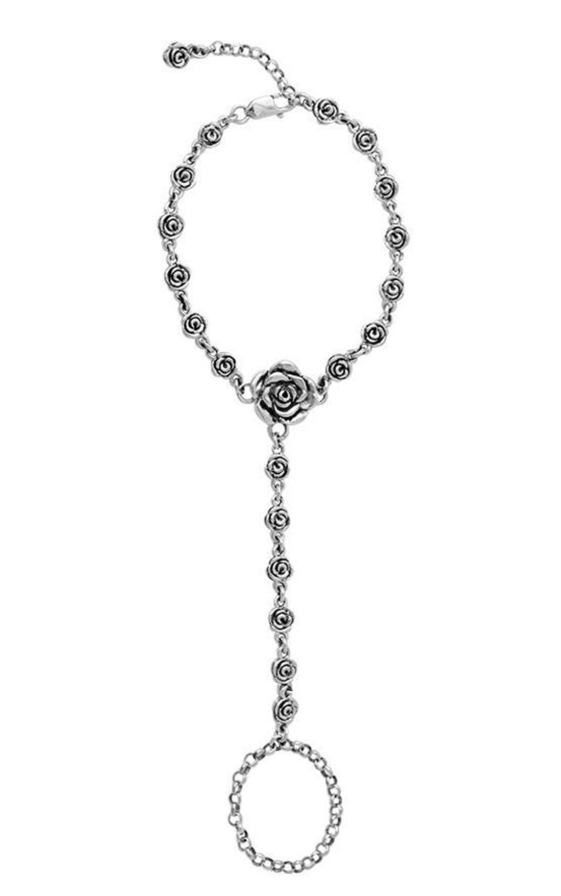 King Baby - Rose Motif Hand Chain (K45-1005)