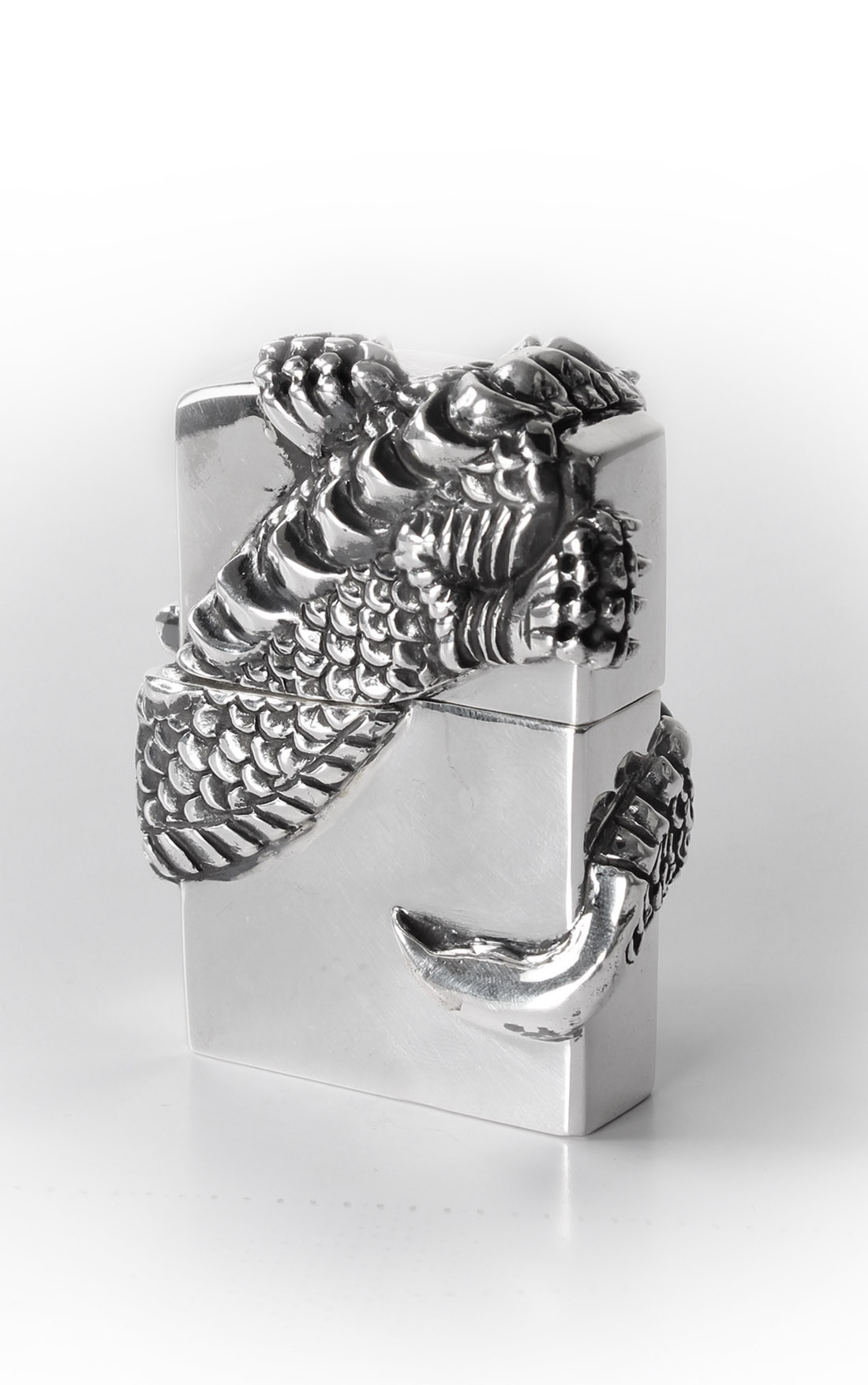 King Baby - Silver Dragon Lighter (A30-5002)
