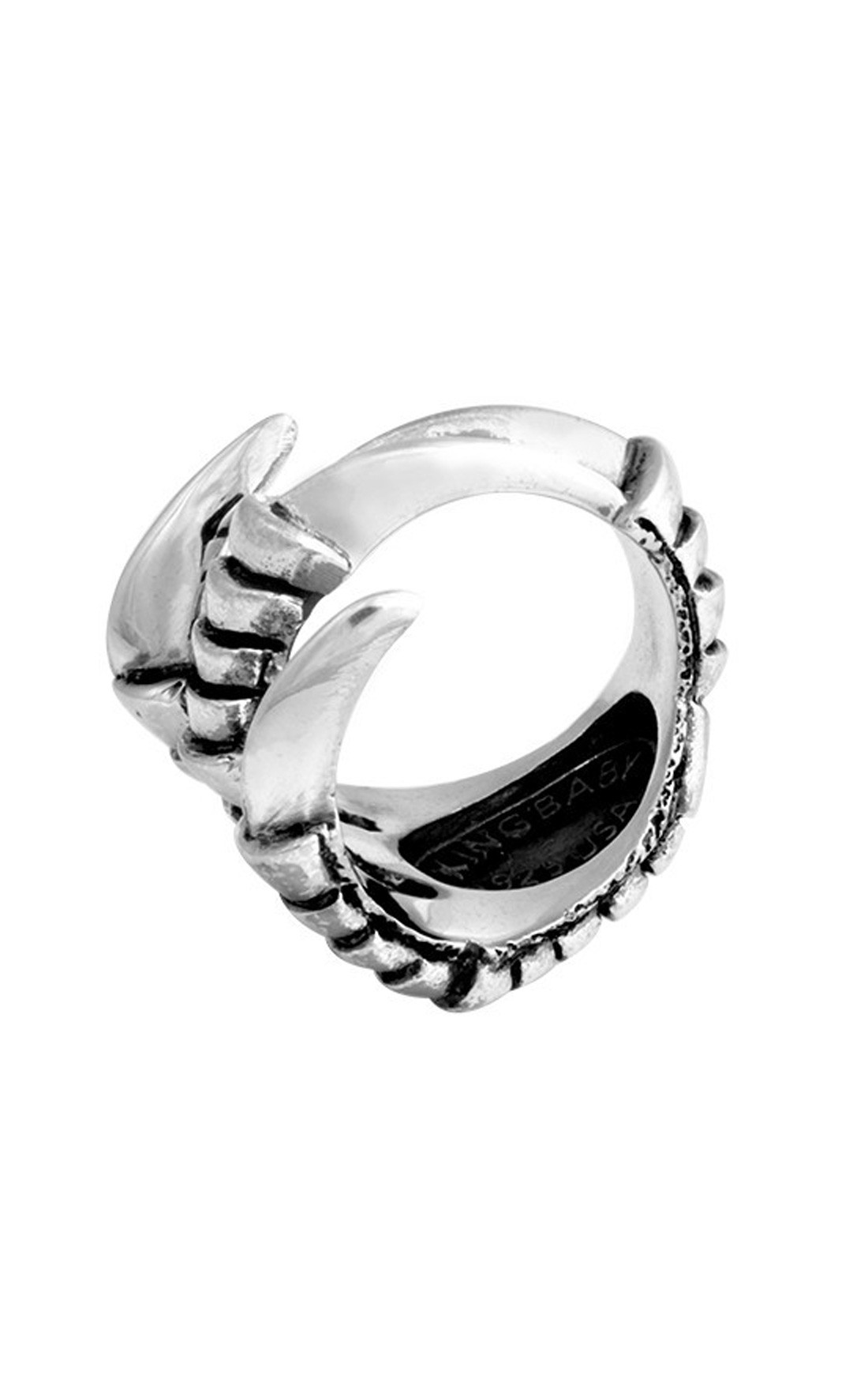 King Baby - Raven Claw Ring (K20-5720)