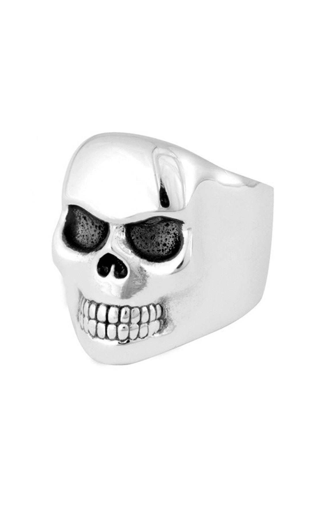 King Baby - Small Classic Skull Ring (K20-5692)