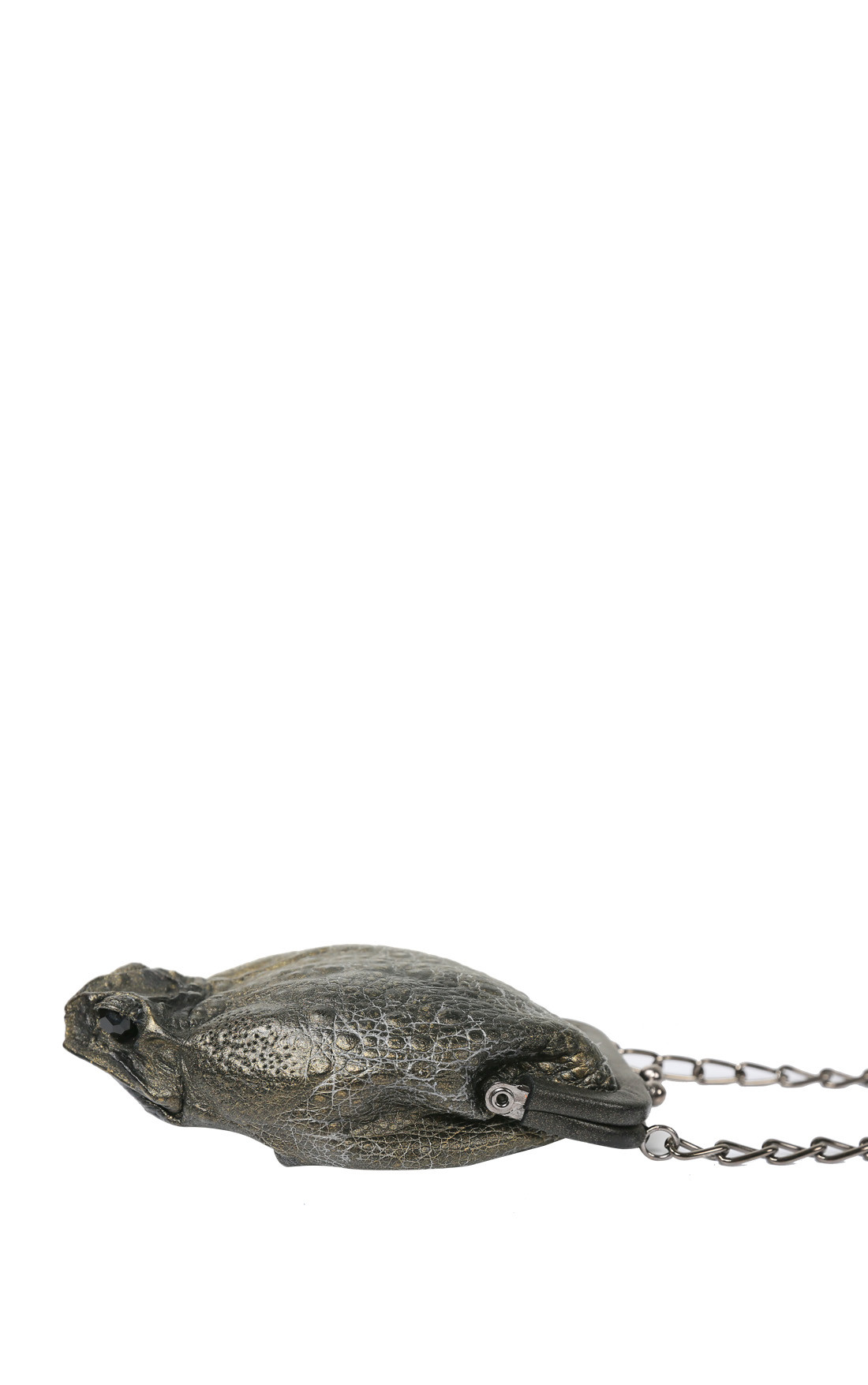 Kobja - Bronze Purse with Chain (BronzeChain)