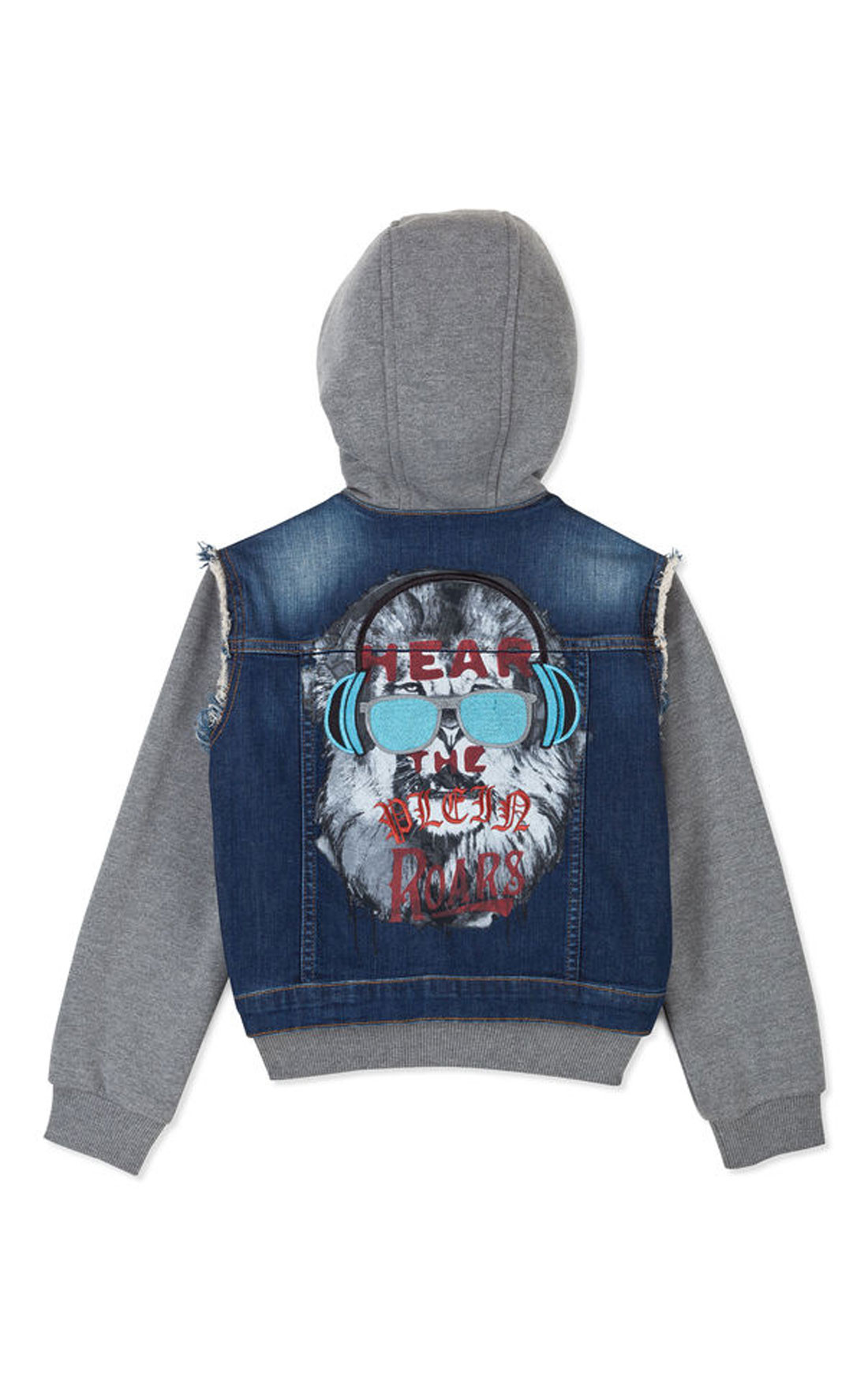Philipp Plein - Good Vibes Denim Jacket (F17C-BDB0017-PDE004N)