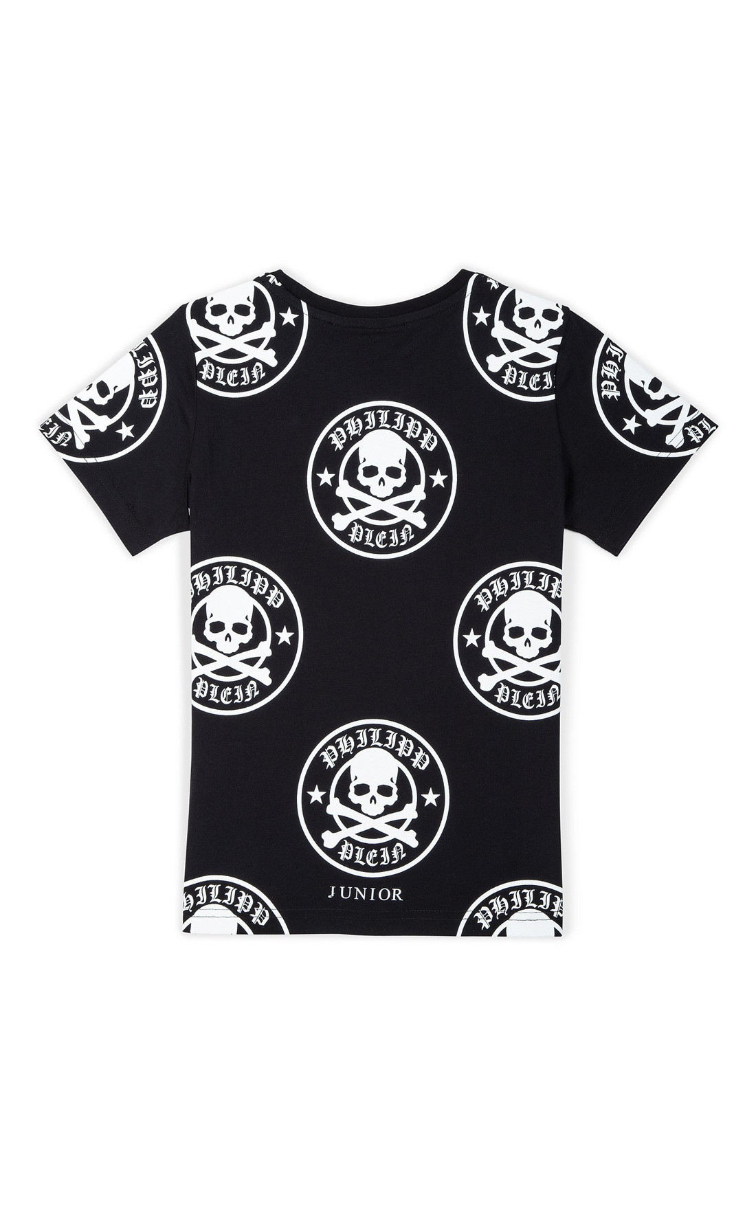 Philipp Plein - Willpower Black T-Shirt (P17C-BTK0041-PJY002N_0201)