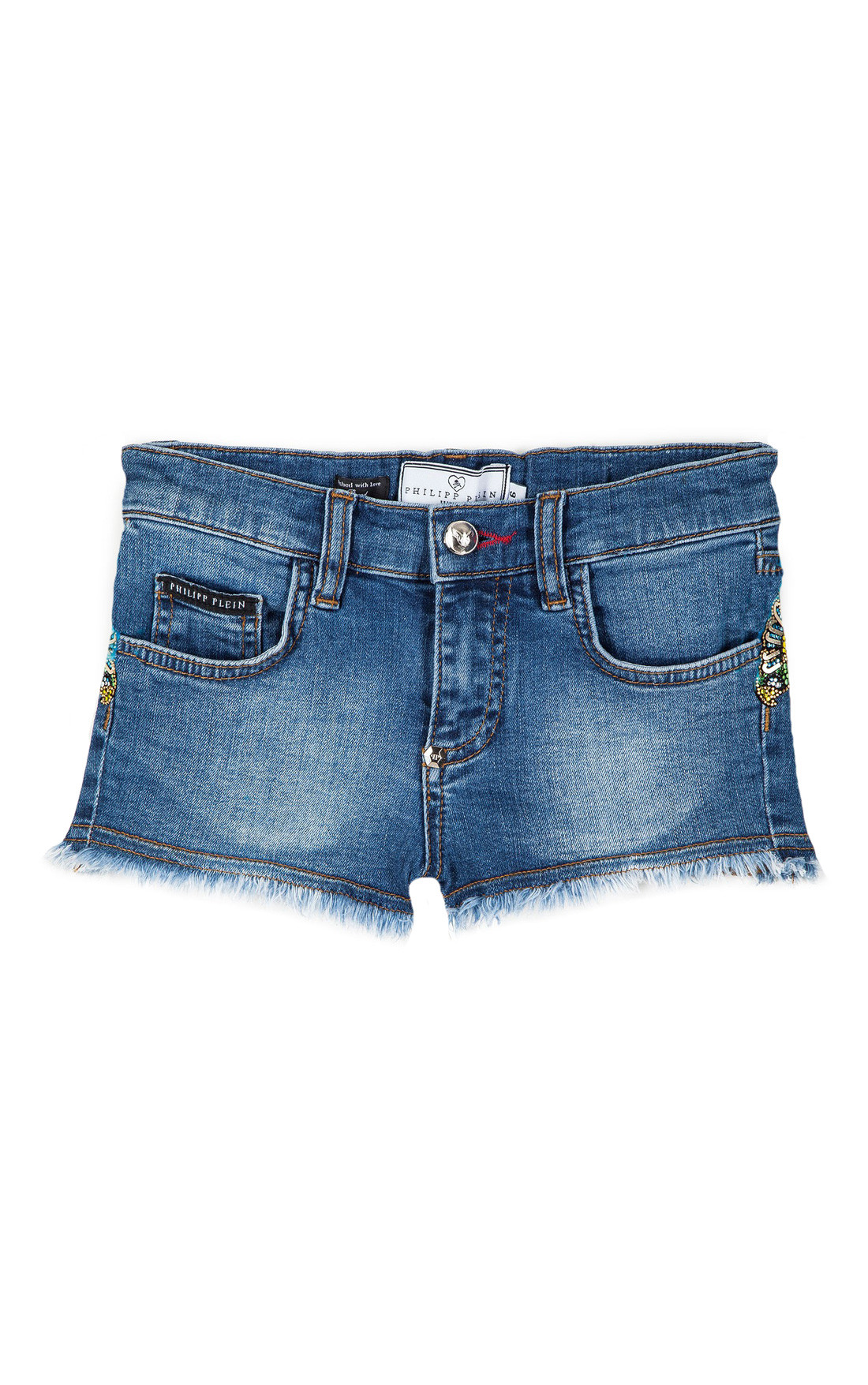 Philipp Plein - Rocks Shorts (P17C-GDT0024-PDE020N)