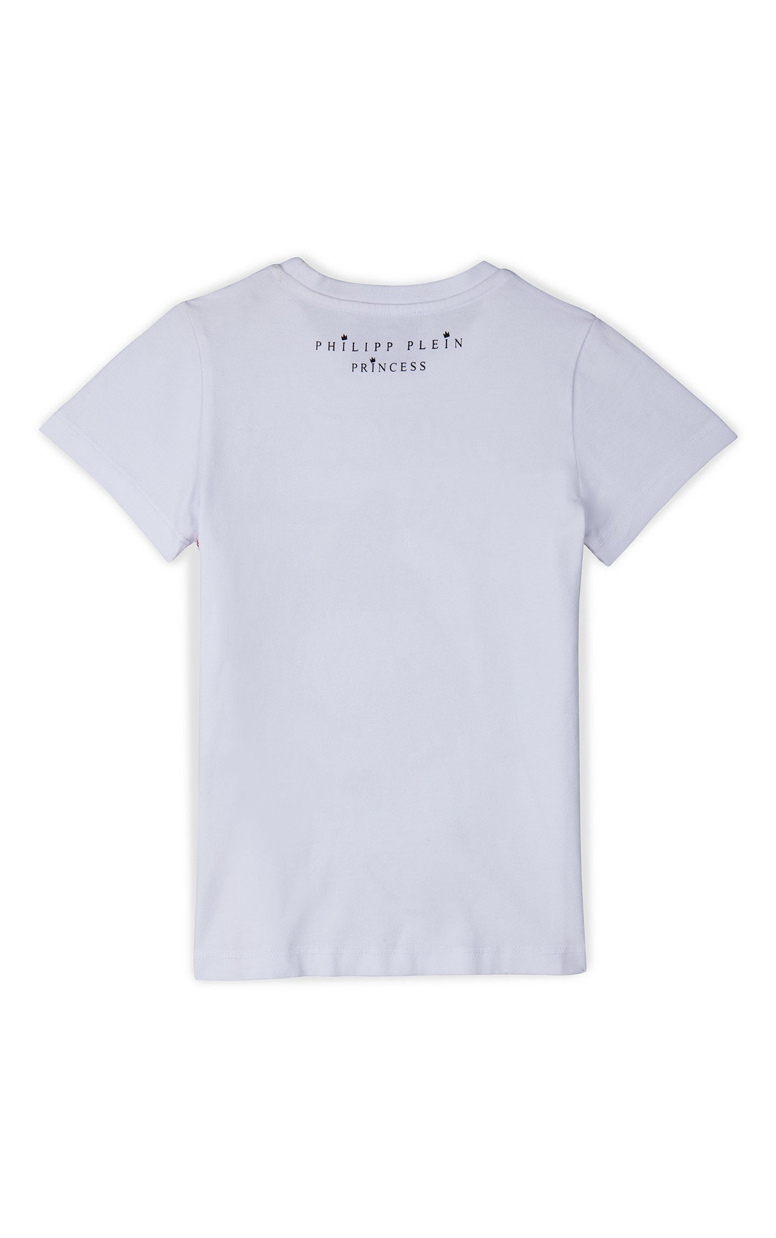 Philipp Plein - Cross White T-Shirt (P17C-GTK0007-PJY002N_01)