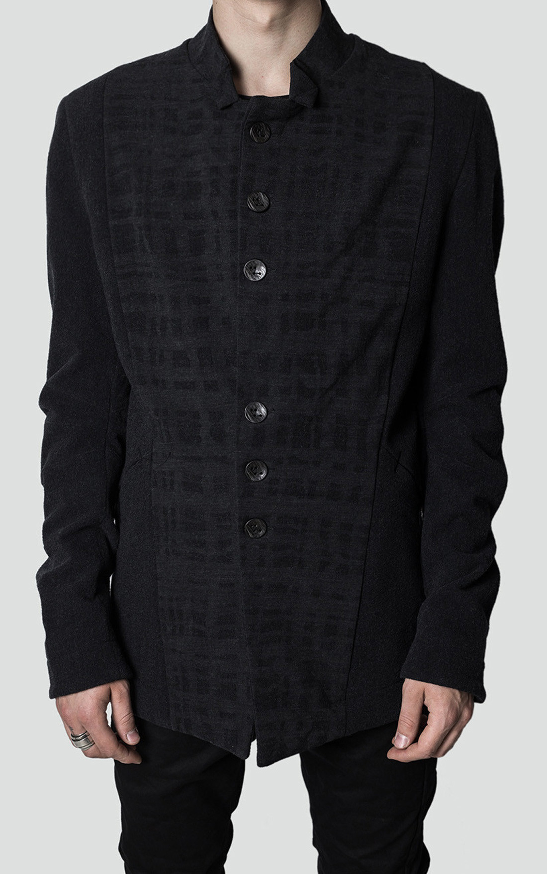 PREACH - Kylo Button Up Wool Jacket (02306516-105-01)