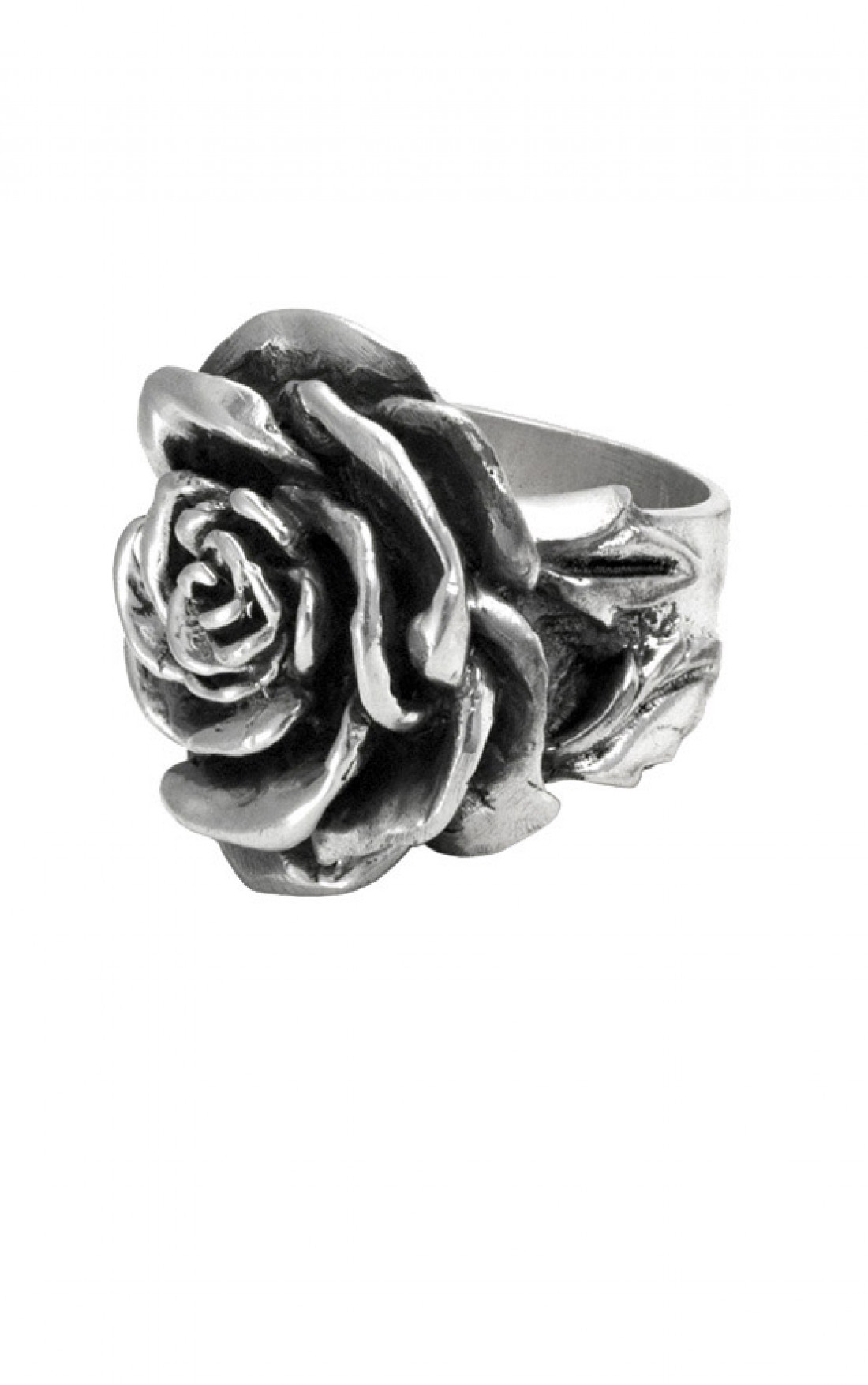 Queen Baby - Sterling Silver Rose Ring (Q20-5076)