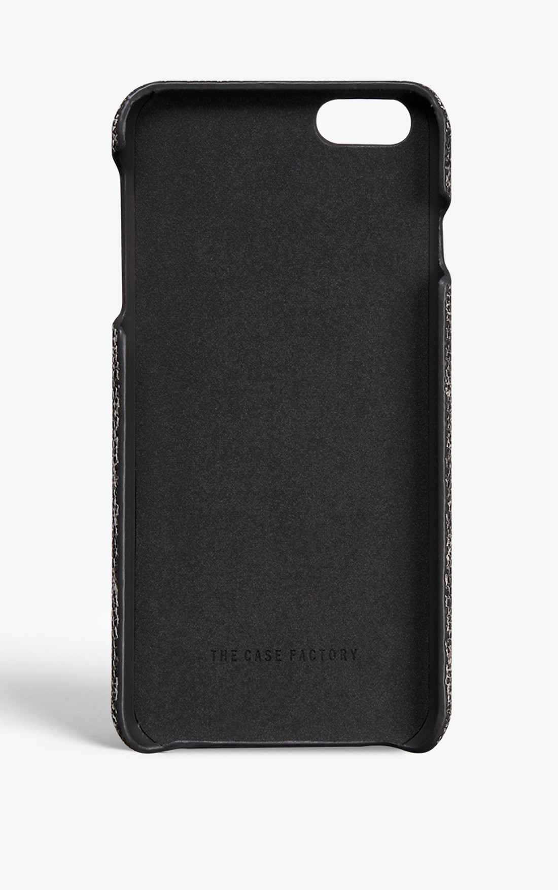 The Case Factory - Iguana Black iPhone 6 Plus (101482)