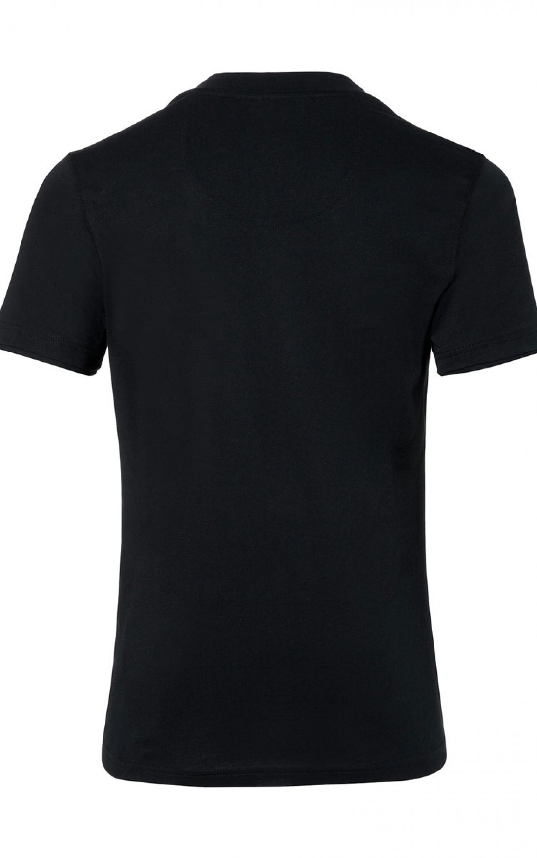 Philipp plein 39 noncommited 39 v neck t shirt black mens V neck black t shirt