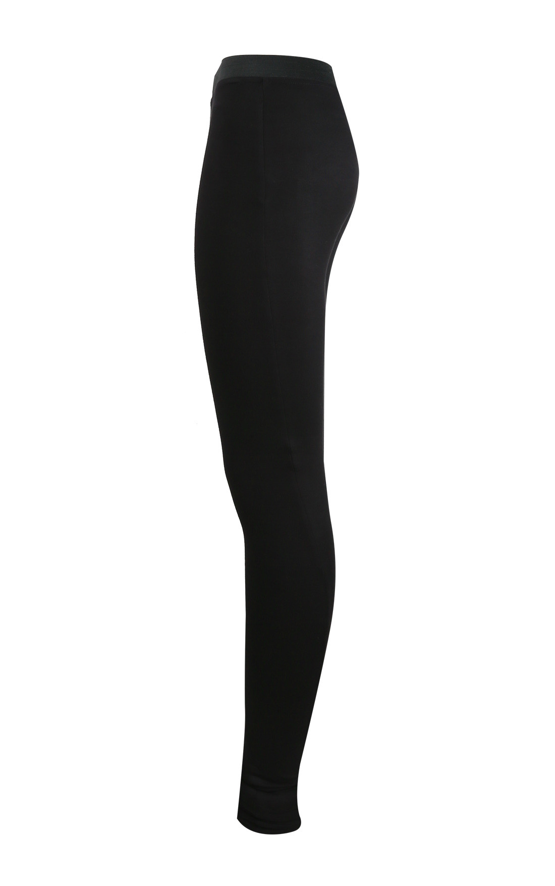 David's Road - Black Maxi Leggings (WSS18-TR1)