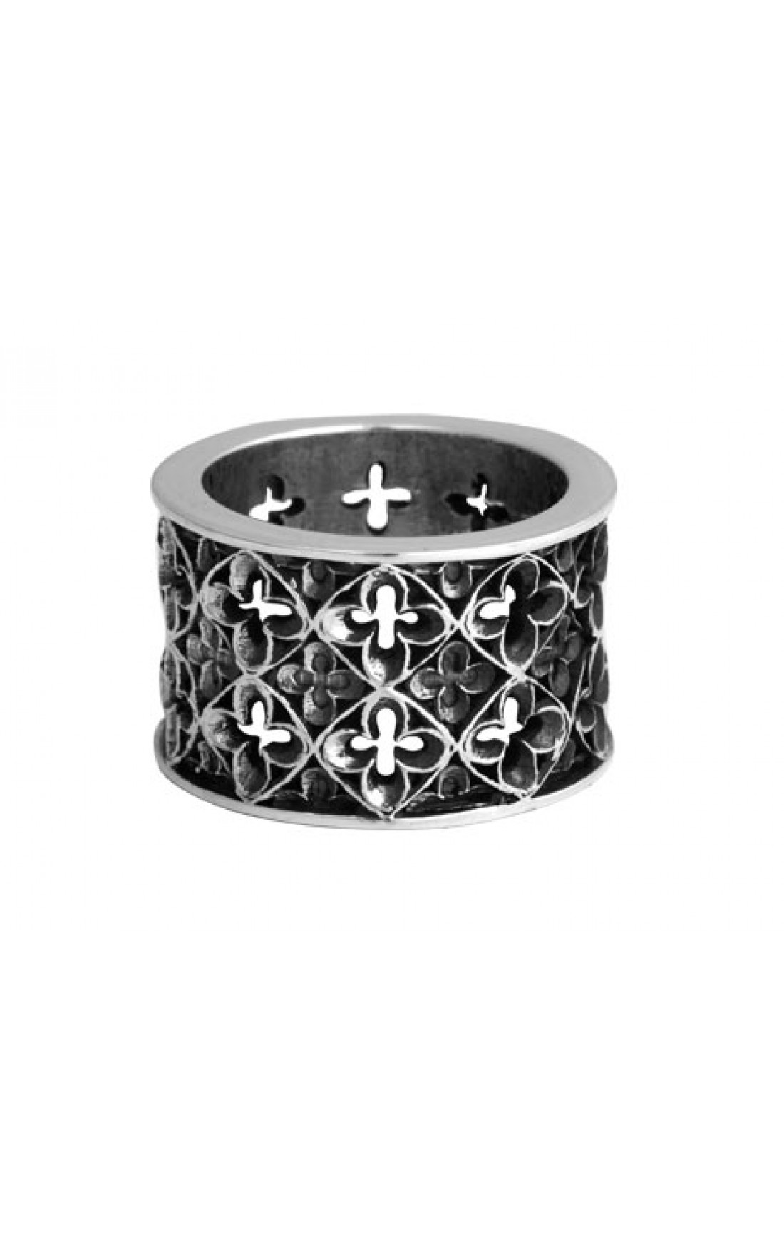 King Baby - Wide Relic Band Ring (K20-5034)