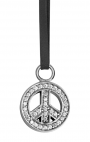 King Baby - Silver Peace Pendant