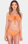 Bamboa - Jessica Orange Bikini Bottom (SW-JESB)