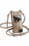Bandolier - Emma Metallic Bronze iPhone Case (2970)