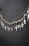 Goti - Multi Cross Necklace (CN242)