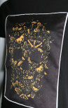 Limitato - Skull Flies Black T-Shirt (FLYBLACK)