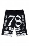 Philipp Plein - Yellow Black Jogging Shorts (P17C-BJT0020-PJO002N_02)