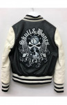 Philipp Plein - Paris Leather Bomber (P17C-BLB0012-PLE002N)