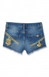Philipp Plein - Lollipop Denim Shorts (P17C-GDT0026-PDE020N_99WA)