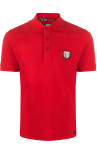 Plein Sport - Louise Short Sleeve Red Polo Shirt (P17C-MTK0517-SJY001N)