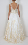 Jovani - Wedding Flower Dress Ivory (JB92931A)