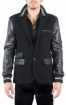 "Philipp Plein-Blazer ""University""-Boudi-UK-Front"