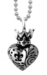 King-Baby-Jewellery-Day-of-the-Dead-Crowned-Heart-Pendant-Boudi-UK