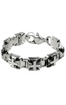King-Baby-Jewellery-Silver-Cross-K42-5003-Bracelet-Boudi-UK
