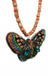 Ermanno Gallamini - Butterfly Necklace (FW19NECKLACEBUTTEFLY)