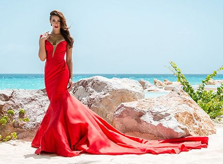 Designer Dresses by Jovani